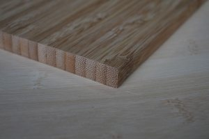 "1/2"" Single Ply Bamboo Veneer"